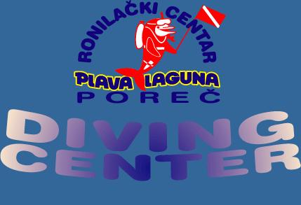 Plava Laguna Diving Center,Porec,Kroatien