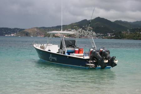 Native Spirit Scuba,Grenada