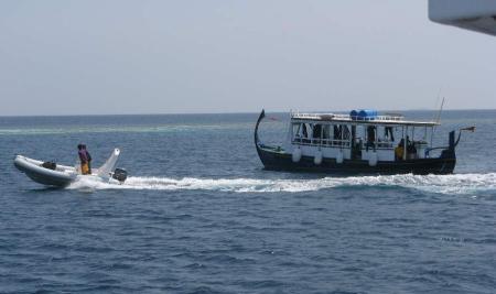 Triton,Malediven