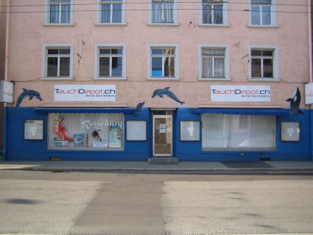 TauchDepot.ch GmbH,Ostschweiz,Schaffhausen,Neuhausen,Schweiz