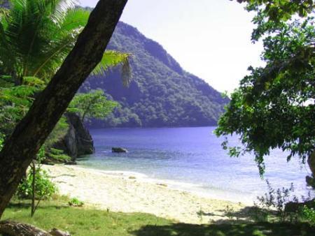 Coron,Sangat Island,Philippinen