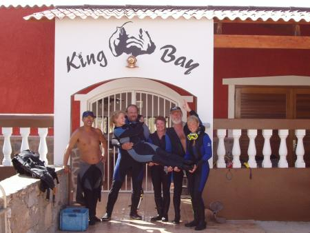 King-Bay Dive Center,Santiago,Tarrafal,Kap Verde