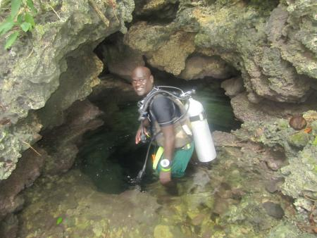 Dive-Munda   Munda,Salomonen