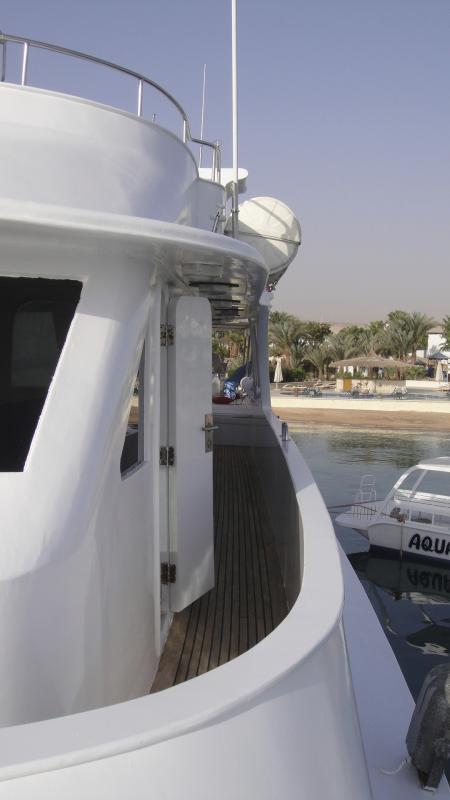 M/Y Longimanus,Ägypten