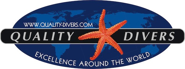 Official Member of Quality Divers, EUROPEAN DIVING SCHOOL, Europeandiving School, St.-Tropez (Südfrankreich), Frankreich