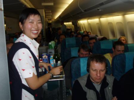 Cathay Pacific,Hongkong