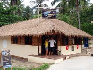 Reefers Dive Resort,Koh Phangan,Golf von Thailand,Thailand