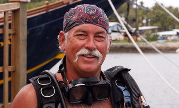 Bill Acker - International Scuba Diving Hall of Fame