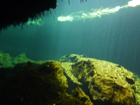 Dripstone Diving,Playa del Carmen,Mexiko