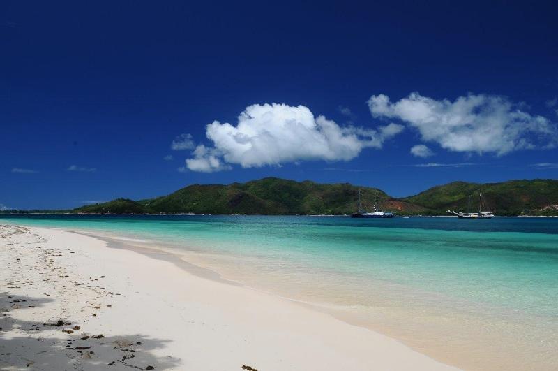Sea Pearl und Sea Bird, Sea Pearl, Seychellen