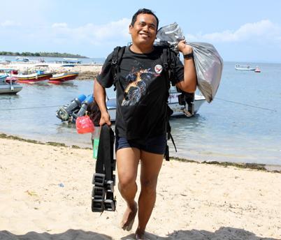 Yos Marine Adventures Bali,Bali,Indonesien