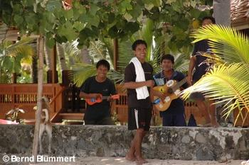 Blue Bay Divers,Sahaung Island,Nord Sulawesi,Sulawesi,Indonesien