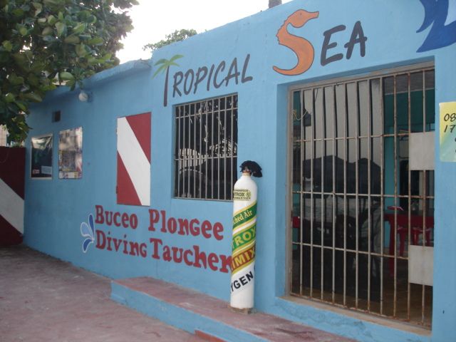 Tropical Sea divers, Tropical Sea Divers, Boca Chica, Dominikanische Republik