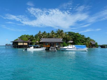 Nabucco Island Resort,Allgemein,Indonesien