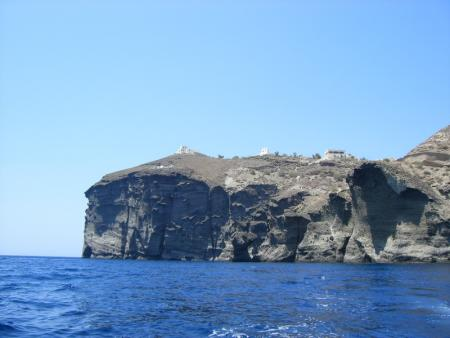Navy`s Dive Center,Kamari,Santorini,Griechenland
