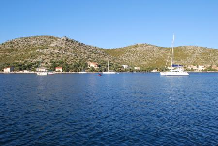 Porto Rosso,Skrivena Luka (Lastovo Insel),Kroatien