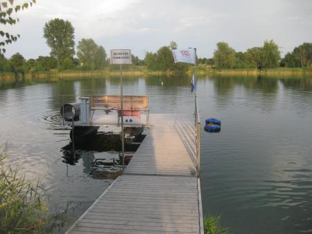Althäuser See,Kronau,Baden Württemberg,Deutschland
