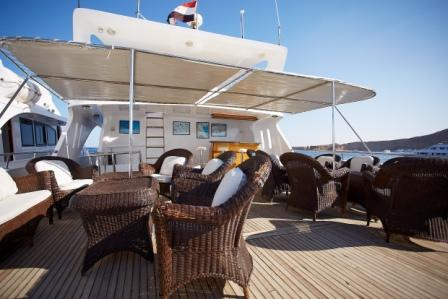 Carlton Fleet , Ägypten
