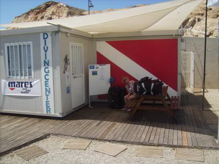 Beluga Diving,Ile-Rousse (Korsika),Frankreich