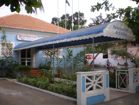 Hotel-Residencial Avenida,Sao Tomé,Sao Tome und Principe