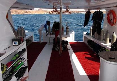 Shamandura Diving Center, Hotel Labranda, Ägypten, Sinai-Süd bis Nabq