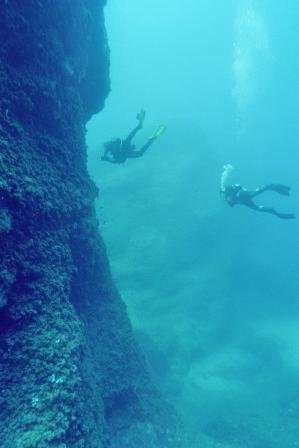 Mallorca,kleines Riff,Spanien
