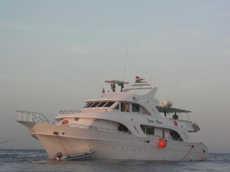 M/Y Ocean Wave,Ägypten