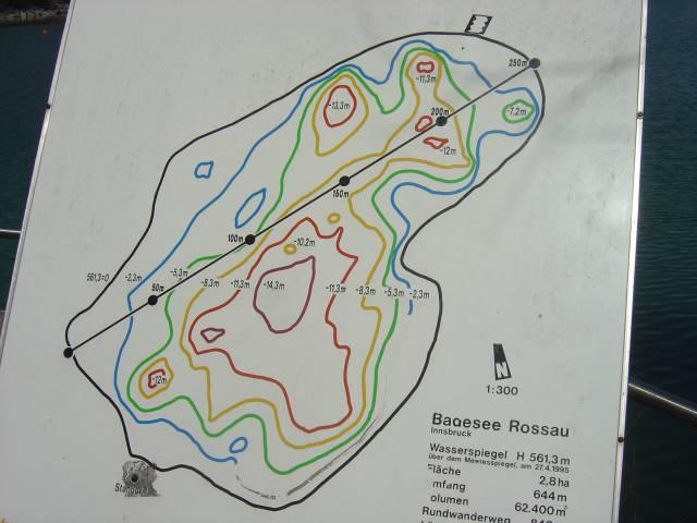 Baggersee Innsbruck, Baggersee Innsbruck,Österreich