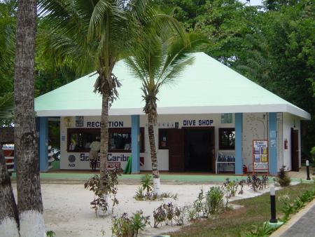 Scubacaribe RIU Tropical,Negril,Jamaika