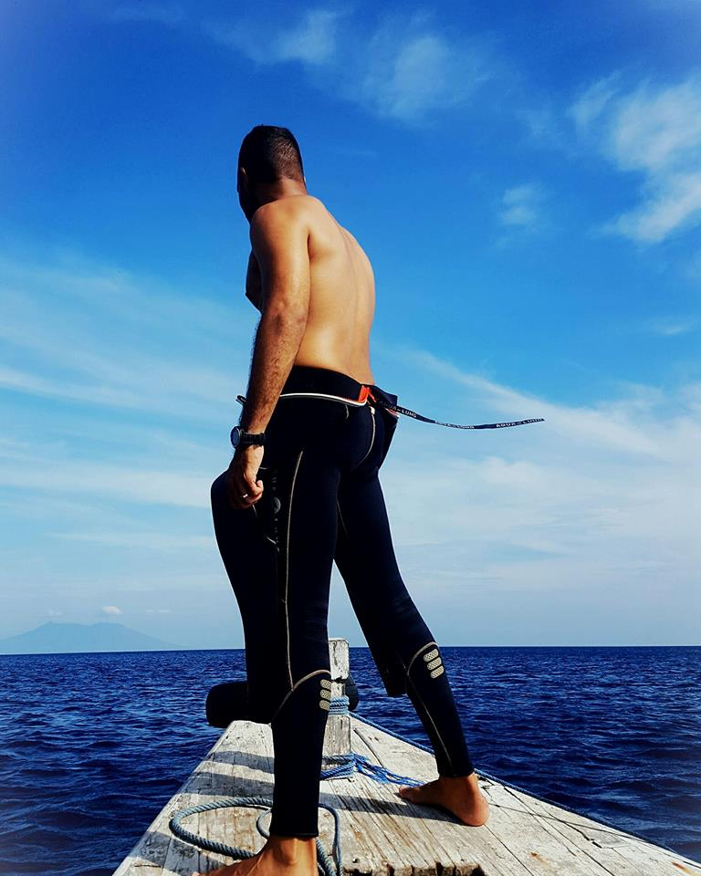 Tauchlehrer in Bali, Ocean Gravity Bali Dive School, Indonesien, Bali