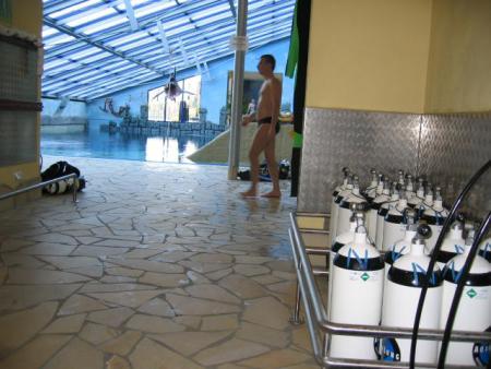 monte mare Indoor-Tauchzentrum,Rheinbach,Nordrhein-Westfalen,Deutschland