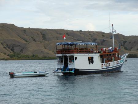 MV Nusa Tara,Indonesien