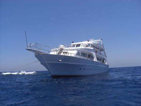 M/Y Capt.Moro,Ägypten