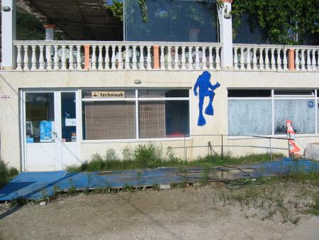 Diving Fun Club,Agios Georgios,Korfu,Griechenland