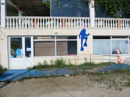 Diving Fun Club,Agios Georgios,Korfu,Griechenland