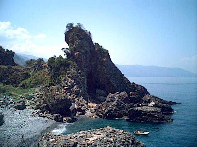 Costa Viola, Palmi