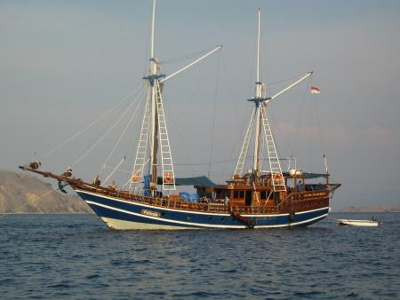 MS Felicia,Indonesien