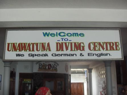 Unawatuna Diving Centre,Sri Lanka