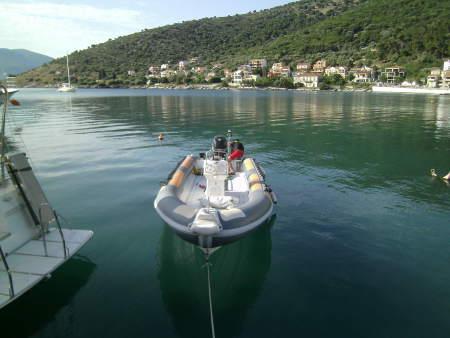 Aquatic World,Agia Efimia,Kefalonia,Griechenland