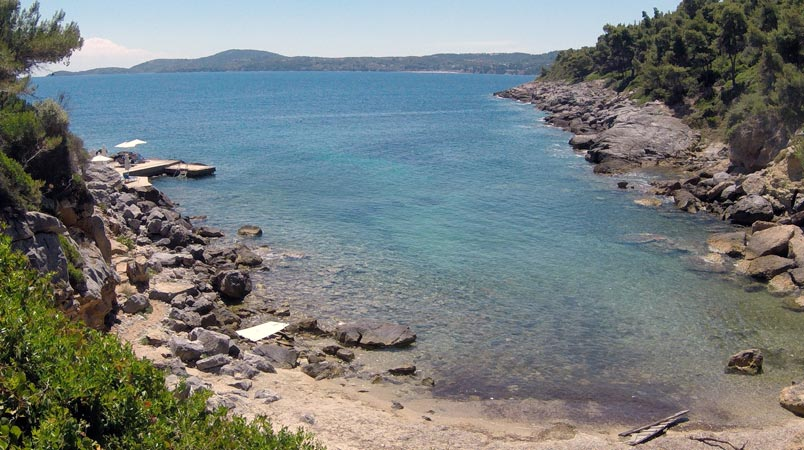 Porto Valitsa, Divecenter-Kassandra, Hanioti, Chalkidiki, Griechenland