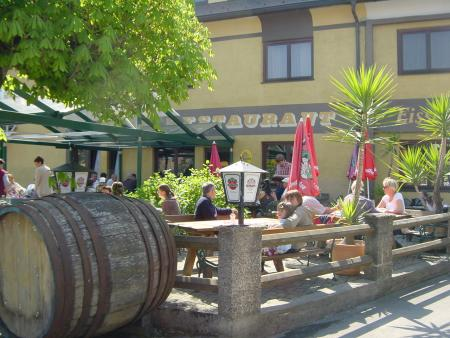 Cafe - Restaurant ´Salzkammergut´,Unterach/Attersee,Österreich