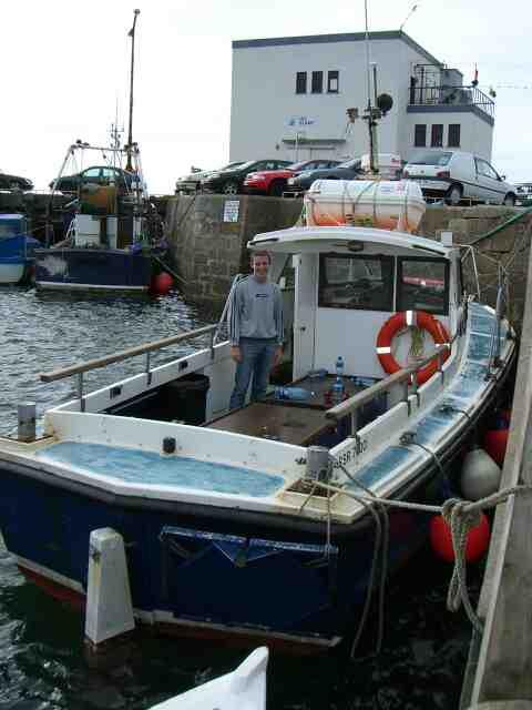 Inishfree Charters,Burtonport,Co. Donegal,Irland