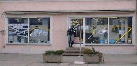 Tauchbasis Neptun,Erlaufsee,Steiermark,Österreich