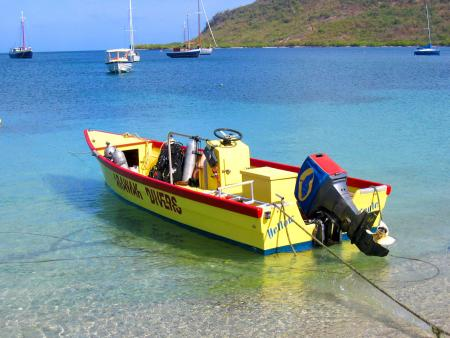 Arawak Divers,Carriacou Tyrrel-Bay/ Grenada,Grenada