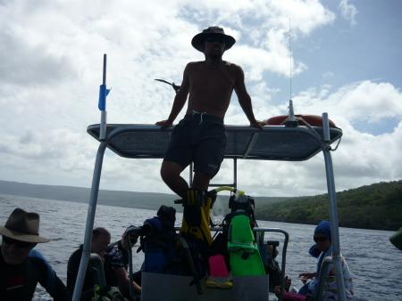 Wet`n Dry Adventures,Christmas Island,Australien