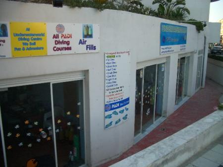Underwaterworld,The Two Divers Ltd,aka Lunadiving,Qawra,St. Pauls Bay,Malta