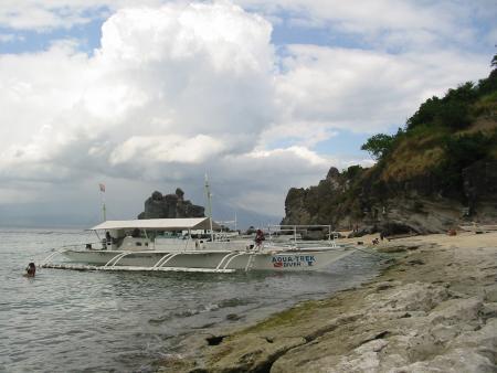 Savedra,Panagsama Moalboal,Cebu,Philippinen