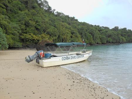 Coiba Dive Center, Santa Catalina, Panama