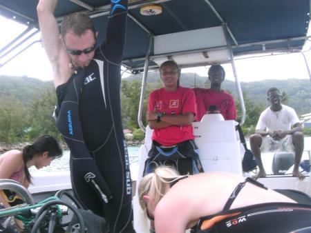 Azzurra Pro Dive,La Digue,Seychellen
