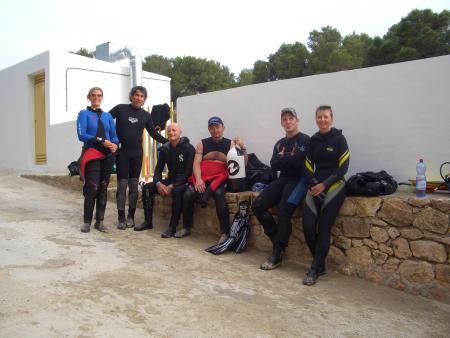 El Mundo de Buceo Stella Maris Paraiso Ibiza,Balearen,Spanien
